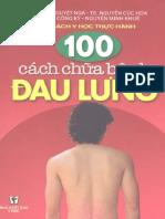 100 CÁCH CHỮA BỆNH ĐAU LƯNG.pdf