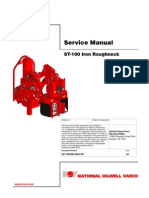 Iron Roughneck ST-100 Service Manual