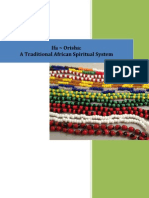 egbe about the traditional african spiritual system of ifa 080715