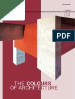 El Color en Arquitectura!!!