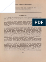 La Revolucion de 1891, Un Ideal de Regeneración Politica - Carmen Gloria Ochoa