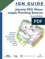Pex Designguide Residential Wsdaater Supply