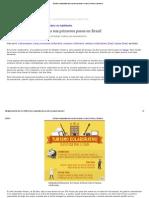 El Turismo Colaborativo Da Sus Primeros Pasos en Brasil _ Turismo y Economía