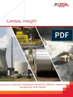 CRISIL Insight(Coal Article)