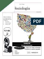 Revista Sociología