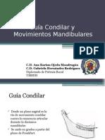 Movimientos Mandibulares