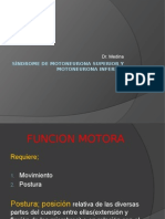 Sindrome de Motoneurona Superior y Motoneurona Inferior