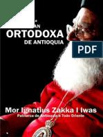 Um Olhar Sobre a Igreja Sirian Ortodoxa de Antioquia