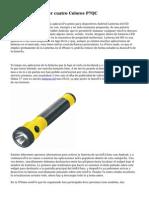 Linterna Led Lenser cuatro Colores P7QC