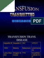 Transfusion Trans Diseases&HDN