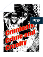 Criminals Crimes and Cruelty