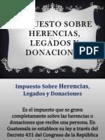 Impuesto Sobre Herencias, Legados y Donaciones Original