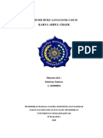Resume Buku Linguistik Umum Abdul Chaer