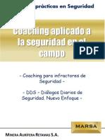 Coaching Aplicado a La Seguridad en El Campo