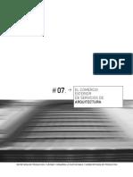 Guia Exportacion de Servicios Arquitectura