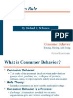 Consumer Behavior Chapter 3664031