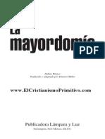 La Mayordomia