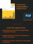 Strategic Management Case Method 15e