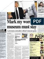 Evening Post, Tuesday, November 3, 2009