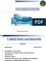 Clase 4. Tratamiento General de Intoxicaciones..ppt