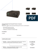 Cincoze DS-1000 Haswell Rugged Computer _ Logic Supply