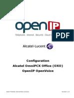 Openip Alcatel Oxo r820431