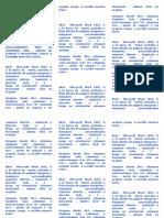 Abrir Microsoft Word 2007 (Modelo de Tríptico)