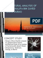 Structural Analysis of Al-burj Dubai