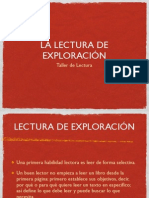 Tema 7 Lectura de Exploración