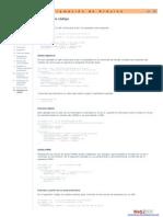 Manual de Programación de Arduino Ejemplos de Código
