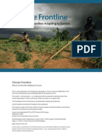 Climate Frontline Africa