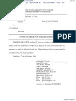 HYPERPHRASE TECHNOLOGIES, LLC v. GOOGLE INC. - Document No. 97