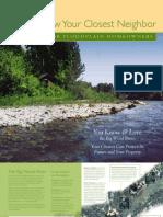 Floodplain Homer Owners Brochure