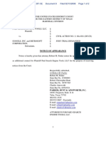 Paid Search Engine Tools, LLC v. Google, Inc. et al - Document No. 8