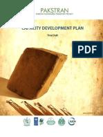 PAKSTRAN Capacity Developement Plan- Saadullah Ayaz