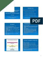 Pemaparan Tentang PPDS IPD FKUI