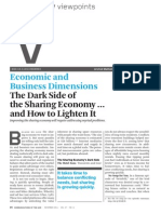 The Dark Side of the Sharing Economy