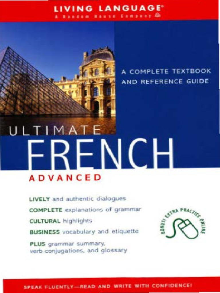 Annie Heminway Ultimate French  Advanced  Living Language 12 ...