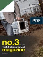 Yokogawa, Test and Measurement Magazine 2015