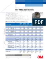 PI Ceramic Thru-tubing Sand Screens e