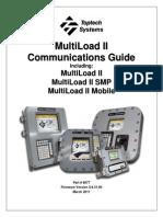 Multiload II Communications Manual_fv_4!3!31_00