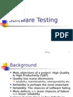 10 Testing