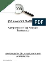 Job Analysis Framework (2)