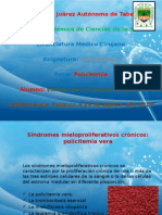 policitemia y poliglobulias