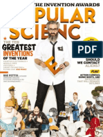 Popular Science USA – May 2015