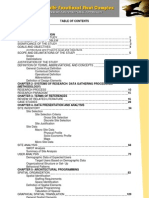 Table of Contents PDF