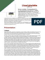 Dossier Pedagogique