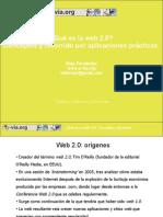 ¿Qué Es La Web 2.0? Conceptos y