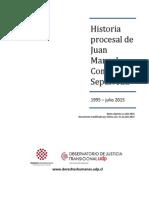 Prontuario Manuel Contreras