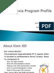 dyslexia profile